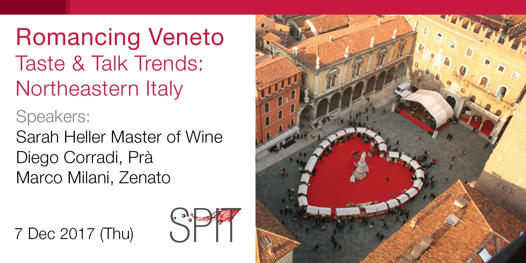 Workshop #4 - Romancing Veneto – Taste & Talk Trends: Northeastern ...