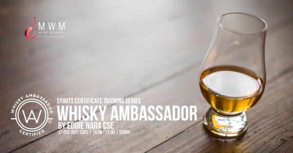 Whisky Ambassador 2021
