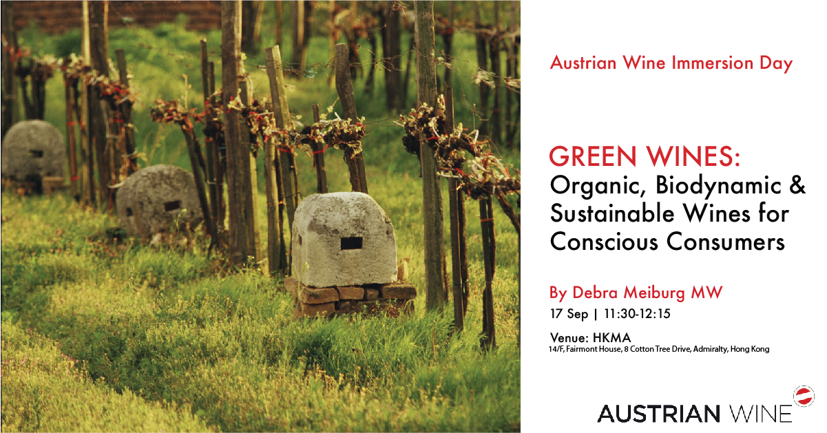 Green Wines: Organic, Biodynamic & Sustainable Wines for Conscious Consumers